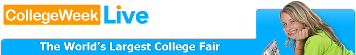 CollegeWeekLive, the World's Larges College Fair