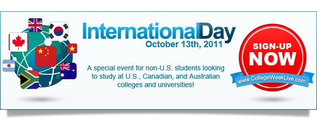 International Day: October 13, 2011